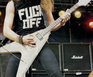 90's, heavy metal, and James Hetfield image