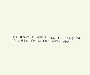 hozier, take me to church, and heaven image