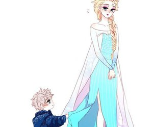 jack frost and elsa image