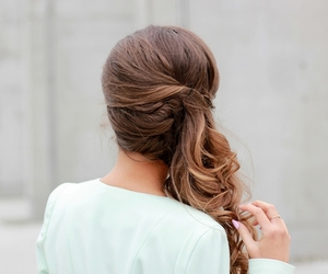 hair, fashion, and pretty image