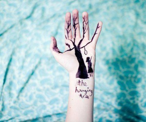 hunger games and hanging tree image
