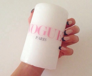 vogue, candle, and girly image