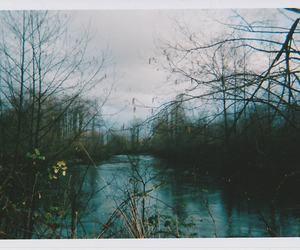 indie, grunge, and lake image
