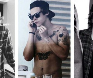 styles, cute, and harry image