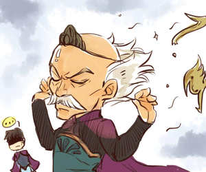 fairy tail, makarov, and frozen image