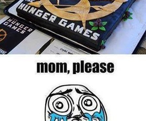 book, mockingjay, and boy image