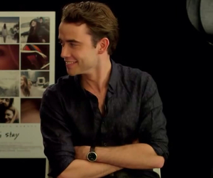 handsome, if i stay, and jamie blackley image