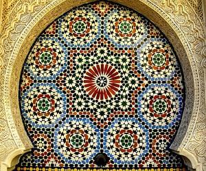 art, morocco, and moroccan image