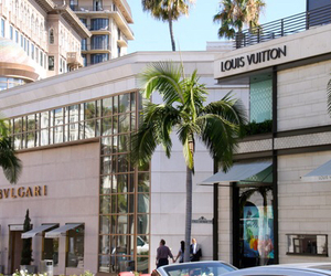 Louis Vuitton, luxury, and shopping image
