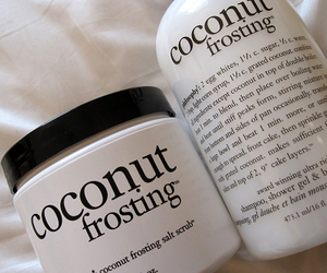 coconut, philosophy, and coconut frosting image