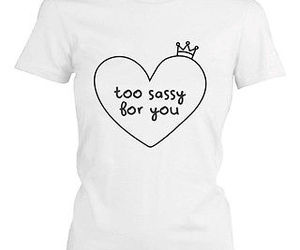 crown, heart, and shirt image