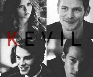 dead, kol mikaelson, and evil image