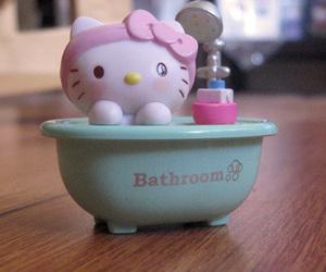 hello kitty, kawaii, and miniature image