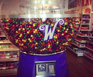 wonka, candy, and food image
