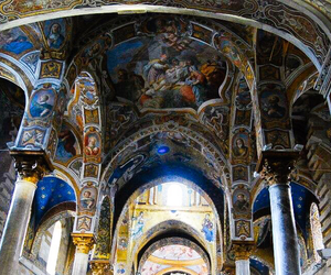 art, cathedral, and sicily image