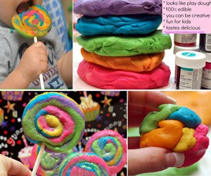 colorful, cookie, and diy image