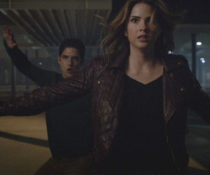 teen wolf, scott mccall, and malia image