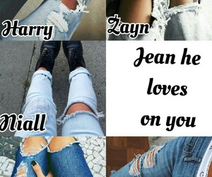 imagines, liam payne, and niall horan image