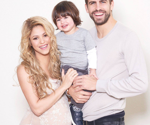 shakira, family, and pique image