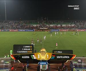1, 3, and Algeria image