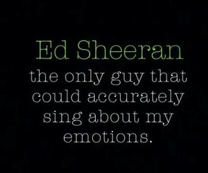 ed sheeran, life, and quotes image