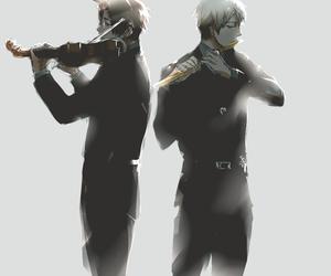 anime, austria, and hetalia image