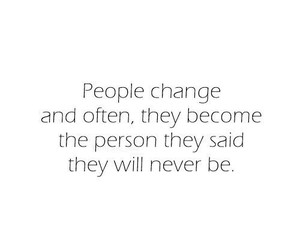 people, change, and quotes image