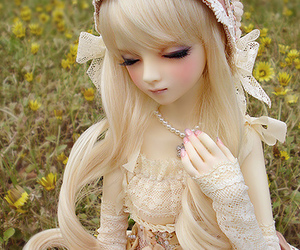 doll and dolls image