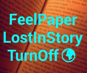 books, lost, and Paper image