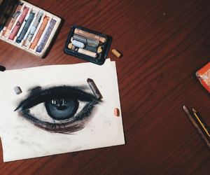eyes, handsome, and life image