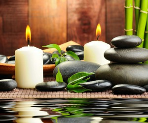 aroma, calm, and candles image