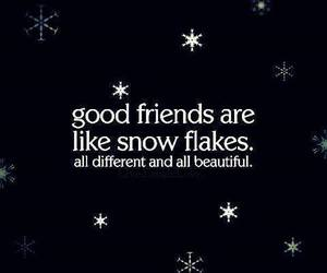 friends, beautiful, and quotes image