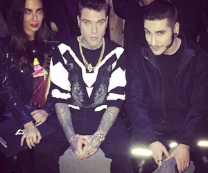 fedez and madh image