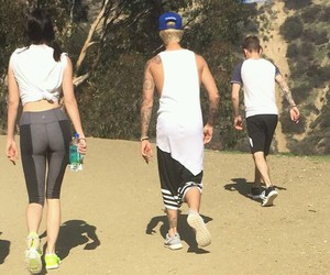 idol, justin bieber, and kendall jenner image
