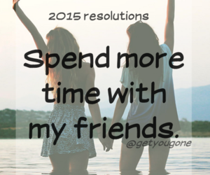 resolution and friends image