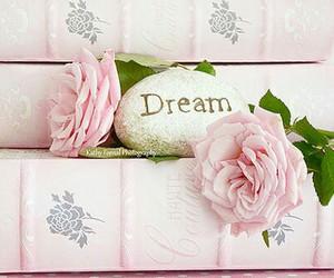 Dream, rosas, and rosado image