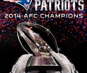 New England Patriots, NFL, and patriots image