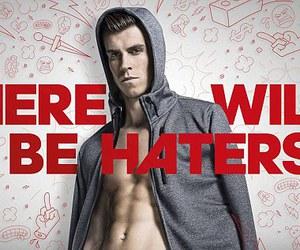 adidas and gareth bale image