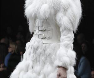 coat, girl, and nice image