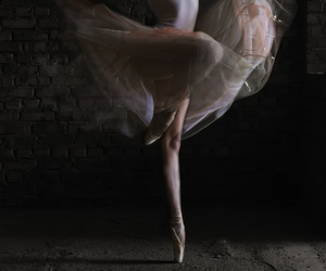ballet, dance, and fit image