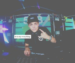 dj, julian jordan, and edm image