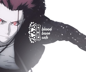 anime, red king, and k project image