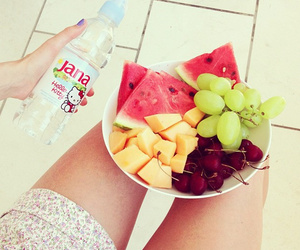 delightful, fruit, and tumblr image