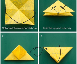 origami, butterfly, and diy image