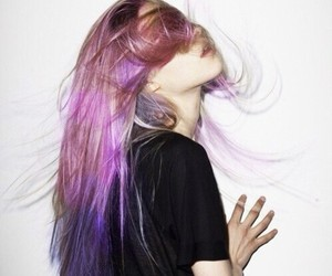 awesome, boho, and color hair image
