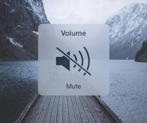 grunge, mute, and volume image