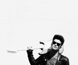 black and white, bruno mars, and hooligans image