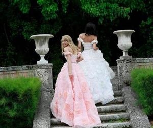 fashion, princess, and rose image