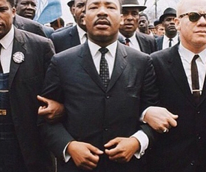 MLK, happy birthday, and dr martin luther king image