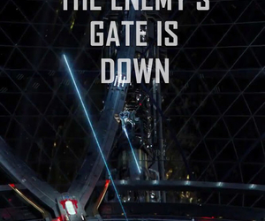 sci-fi, ender's game, and asa butterfield image